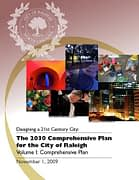 2030 Comprehensive Plan - Raleigh